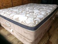 Luxury serta queen mattress.350$ free delivery Edmonton, T5B 1P1