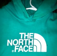 The North Face Teal Sweatshirt  Minneapolis, 55414