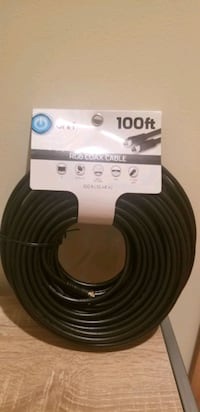 Coax Cable 100 FT