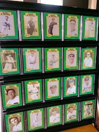 assorted baseball player trading cards Baltimore, 21218