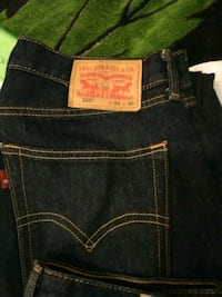 blue Levi's denim bottoms Redding, 96002