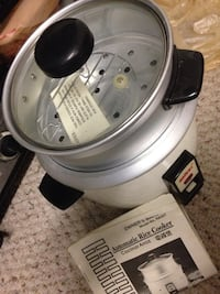 Automatic rice cooker  Takoma Park, 20912