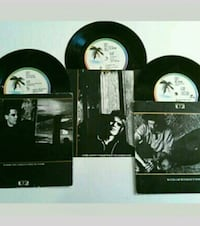 3 vintage 45 RECORDS U2 w mint sleeves Toronto, M6M 1T1
