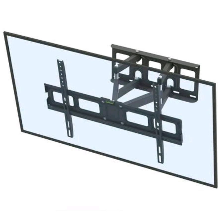 New HEAVY DUTY Full Motion Wall Mount for TV's 32-70, unopened 0