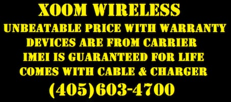 Our Devices come with cable, charge and limited warranty