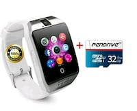 Q18 Plus SmartWatch GSM UNLOCKED-white Pasadena, 21122
