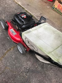 Toro recycler lawn mower. Was working.  Cable broke. Needs fixing