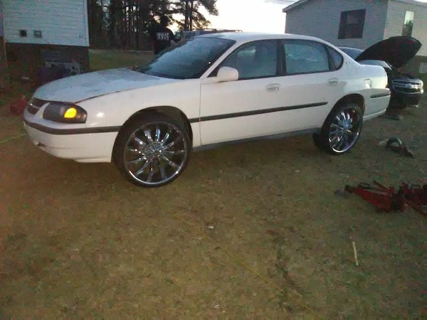 Used Impala Lifted For 24s For Sale In Raeford Letgo