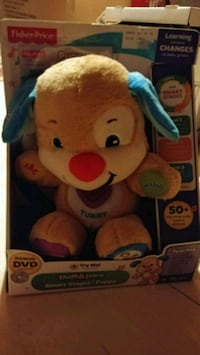 Fisher price laugh and learn puppy Newton, 02464