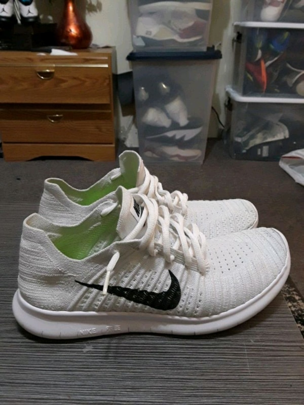 30ce2f8eac99 Used Nike free run fly knit size 9 for sale in San Francisco - letgo