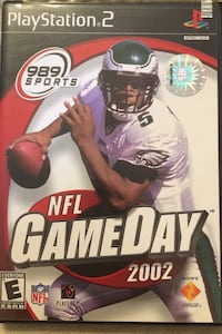 PS2 NFL Game Day Edison, 08817
