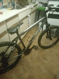 black and gray hard tail mountain bike Surrey, V3T 4R5