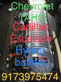 Cadillac Escalade/Chevrolet TAHO hybrid battery