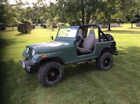 Jeep - CJ - 1978 Westminster, 21157