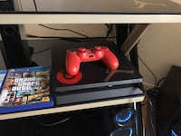 PS4 slim 500GB comes with games  Toronto, M1J 2H6