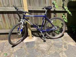 Trek 21 speed Mountain bike