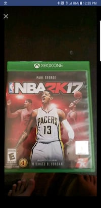 Xbox One NBA 2K17 case Lake Ridge, 22192