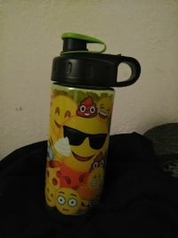 yellow, black, and red assorted emoji print tumbler Bay Point