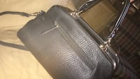 black leather 2-way bag Chevy Chase, 20815