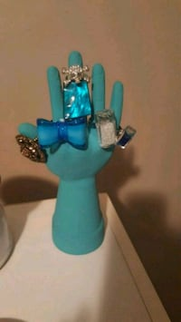 Ring Holder & Rings