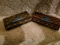 two brown and blue wooden boards Louisville, 40203