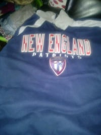 blue and white new England patriots hoodie Lexington, 40505