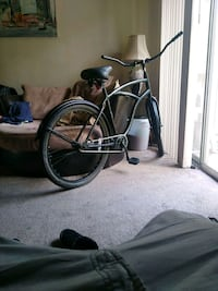 black and gray cruiser bike Baton Rouge, 70808