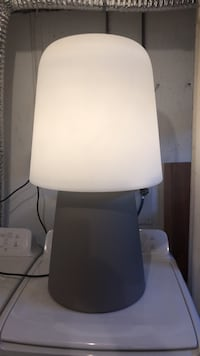 Outdoor Lamp, totally water proof and all sealed! great for  any deck or camping! 35 inches tall Manchester, 03103
