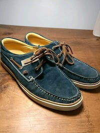 Suede/Leather boat shoes 9.5/10.5 mens Kingston, K7P 3H8