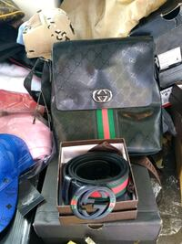 Gucci purse with matching belt New Orleans