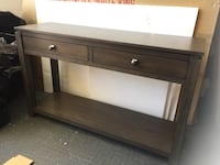New Sofa table Airdrie, T4B 3W3
