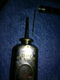 Shakespeare co. Old time precision oil can Sherman, 75090