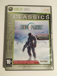 Jeu xbox 360 lost planet extrem condition Saint-Laurent-Blangy, 62223