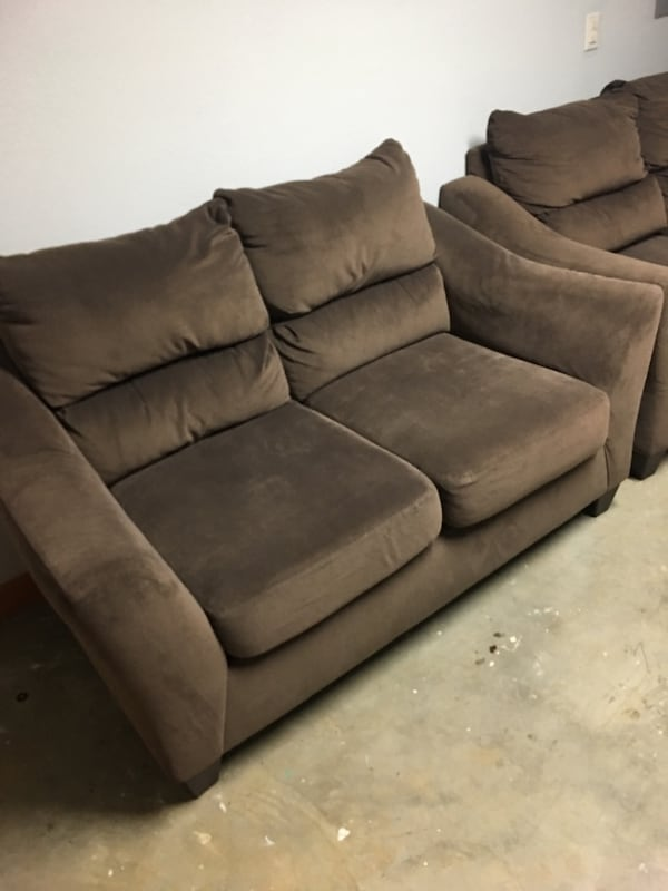 Couch and love seat 82be9675-d9ae-4710-aa60-b4c5c289469b