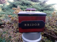 Carte vintage Bridge Bodio, 21020