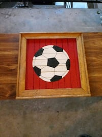 Soccer Ball Painting