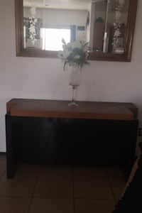 Tv stand or entrance table really heavy