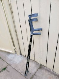 Crutches both left and right Negotiable  Los Angeles, 90047