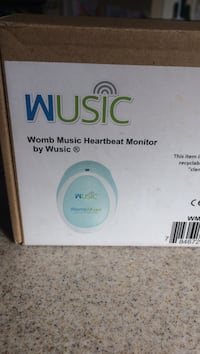 Womb music heartbeat monitor Gaithersburg, 20877