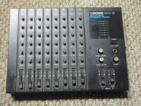 Boss bx-8 stereo mixing board