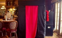 Enclosed Photobooth Setup Herndon, 20171