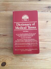 Dictionary of Medical Terms Stafford, 22554