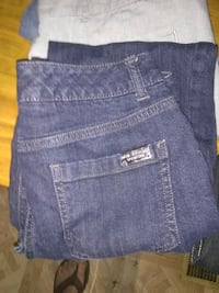 woman's name brand jeans Clinton, 01510