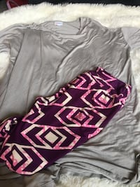 black and pink Pink by Victoria's Secret pants Vallejo, 94591