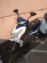 E Bike for parts or restore firm price Toronto, M6C 2A9