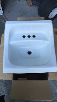 white ceramic sink Snellville, 30078