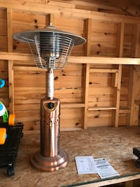 Patio heater  Mississauga, L4Y 2H1