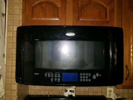 Whirlpool Velos Over the Range Microwave-Convection Oven