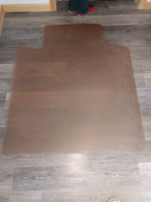 Under Desk Plastic Floor Protector For Carpets