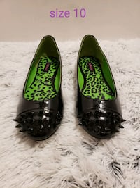 New flats with spikes size 10 Winchester, 22601